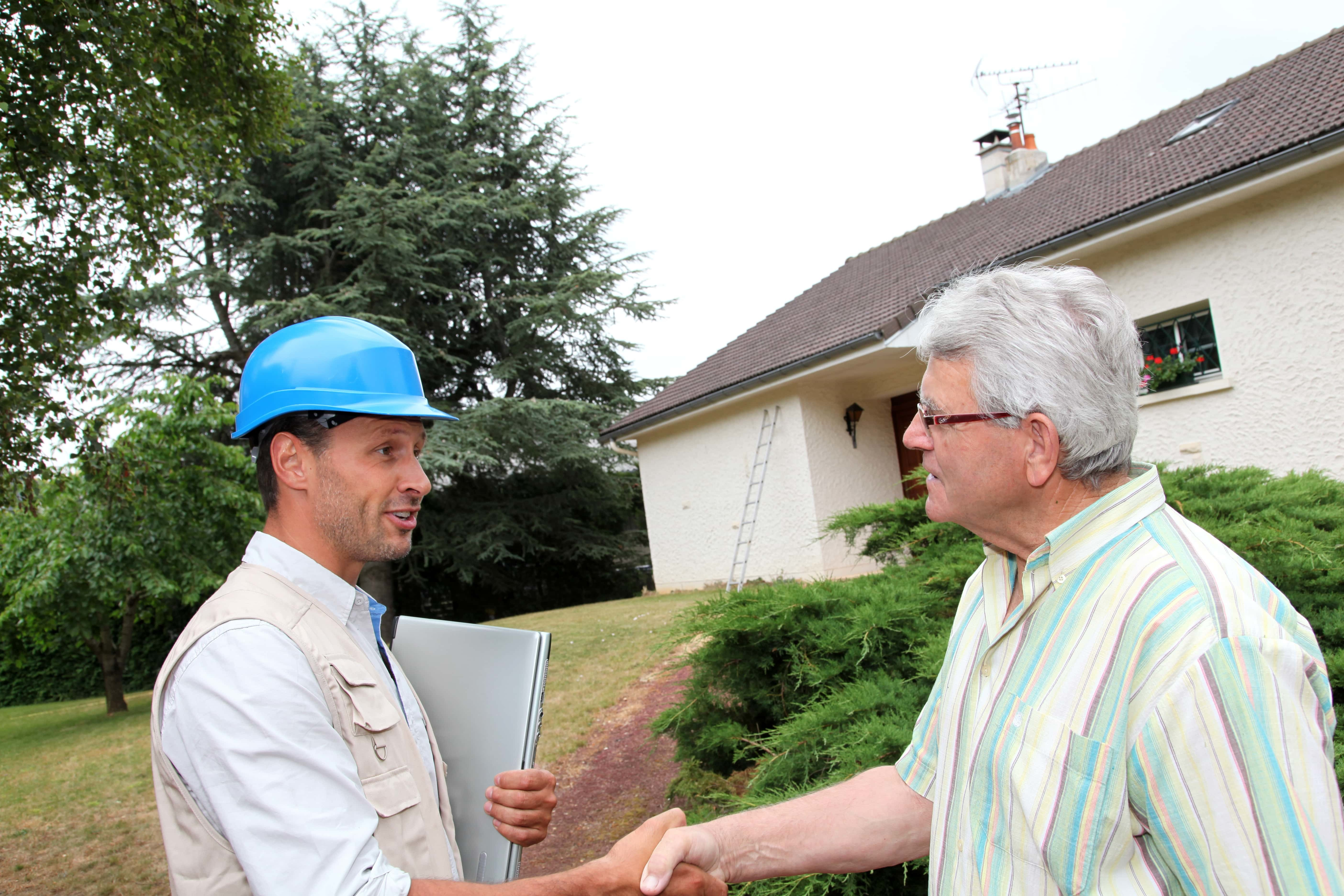 Schober Repair Services | Handyman Services Done Right - Making an agreement to assist in home repairs.
