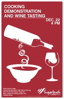 Event Poster for Sugarbush