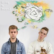 Living In Pretend concept cover art