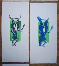 Boogieman prints