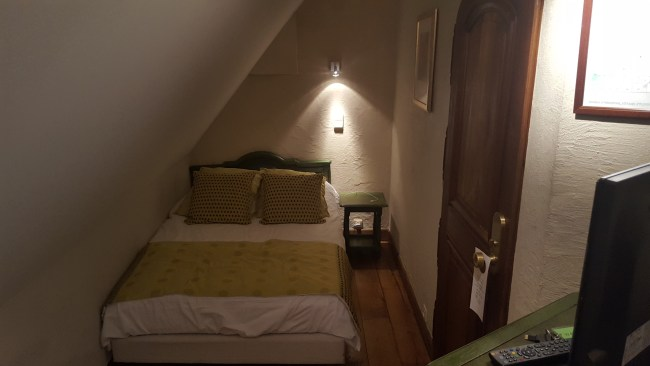 Room 21 - Hotel Waerboom - Brusseles