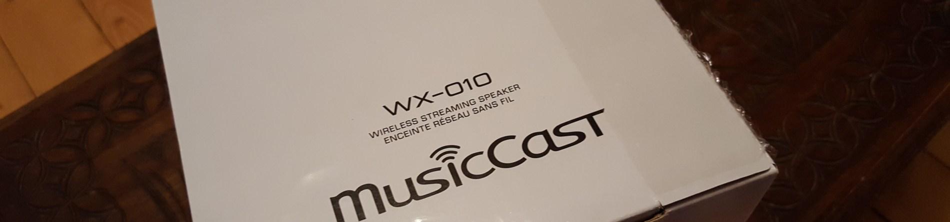 Testserie: Yamaha MusicCast WX-010 – Vorstellung und Auspacken
