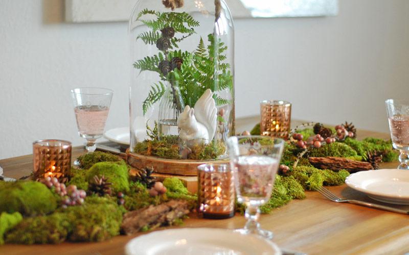 Dekoidee herbstliche Tischdeko  Schn bei dir by DEPOT