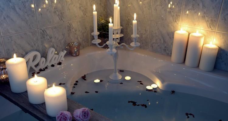 Wohlfhloase Bad  Erholung und Entspannung pur  Schn bei dir by DEPOT