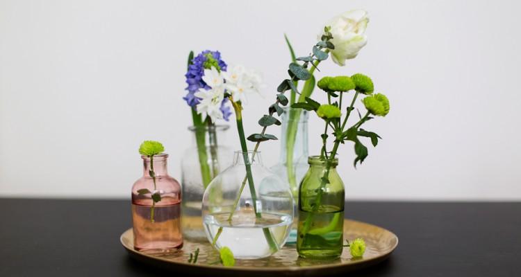 Im Winter mit Blumen dekorieren I Schoen bei Dir