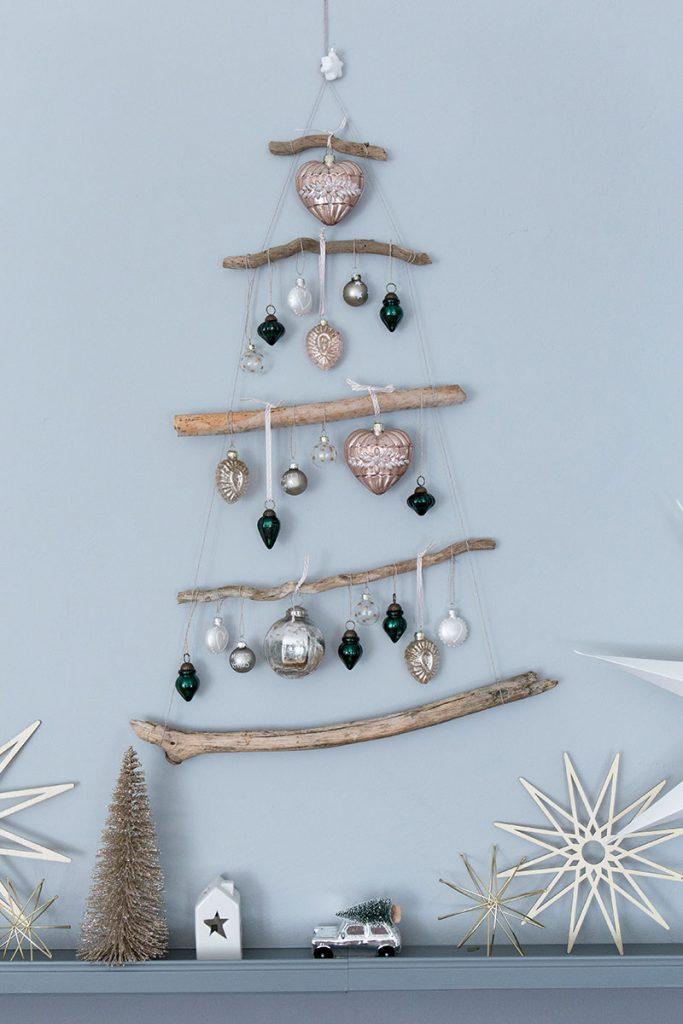 Weihnachtsbaum aus sten  Doityourself