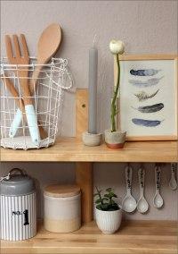 DIY: Beton-Kerzenstnder und eine kleine Beton-Vase ...
