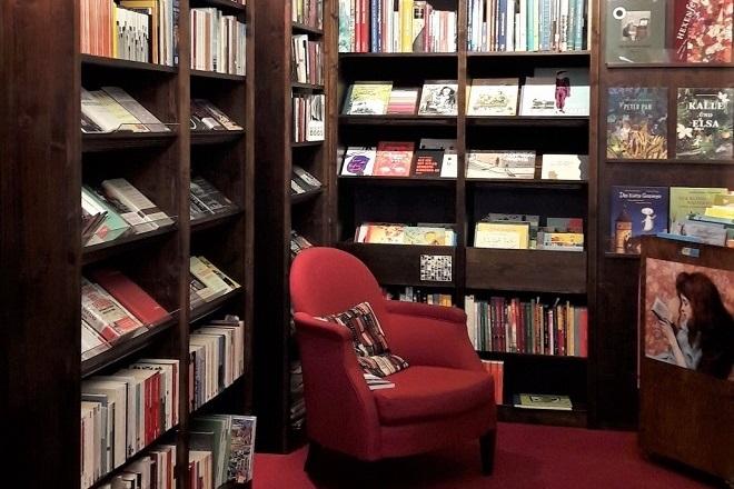 Literatur im Zimmer