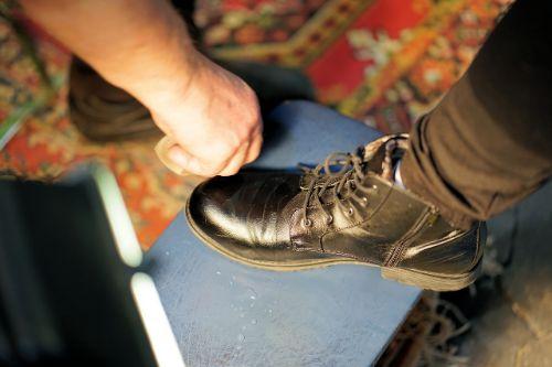 schoenen schoonmaken onderhoud