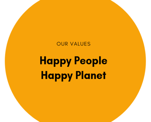 Happy People Happy Planet