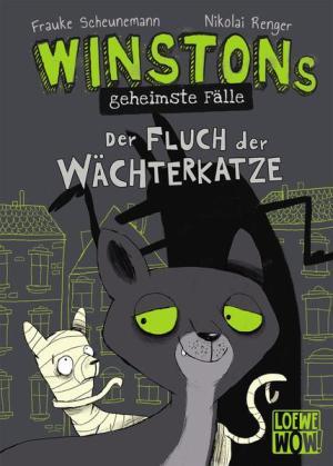 Winstons geheimste Fälle (Band 1) - Der Fluch der Wächterkatze | Schöner morden mit dem Bundeslurch