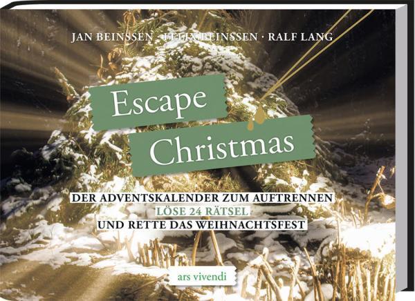 Escape Christmas   Schöner morden mit dem Bundeslurch