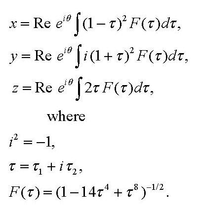 Alan Schoen geometry