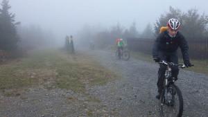 Auf dem Miriquidi-Stonemantrail. Die Fortsetzung (3/6)