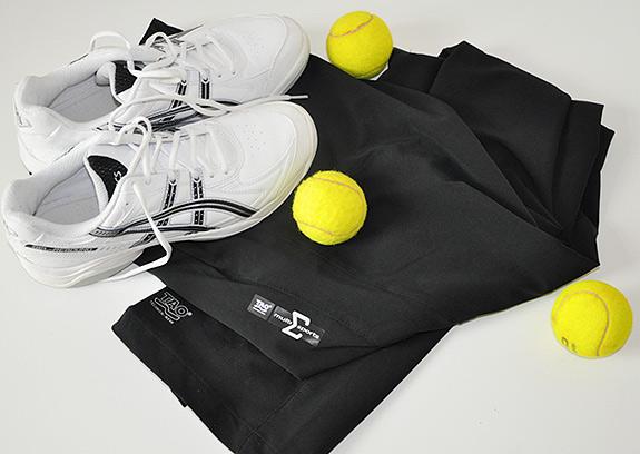 Extralange Sporthose für Mädels