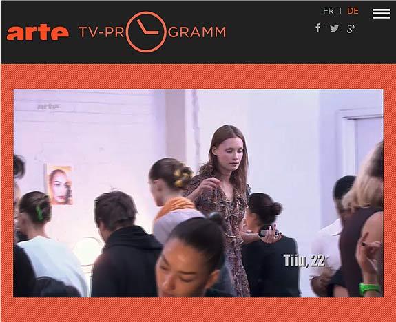Dokumentation über große Frauen auf Arte.TV