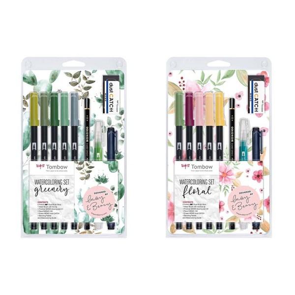 May & Berry Watercolor Set
