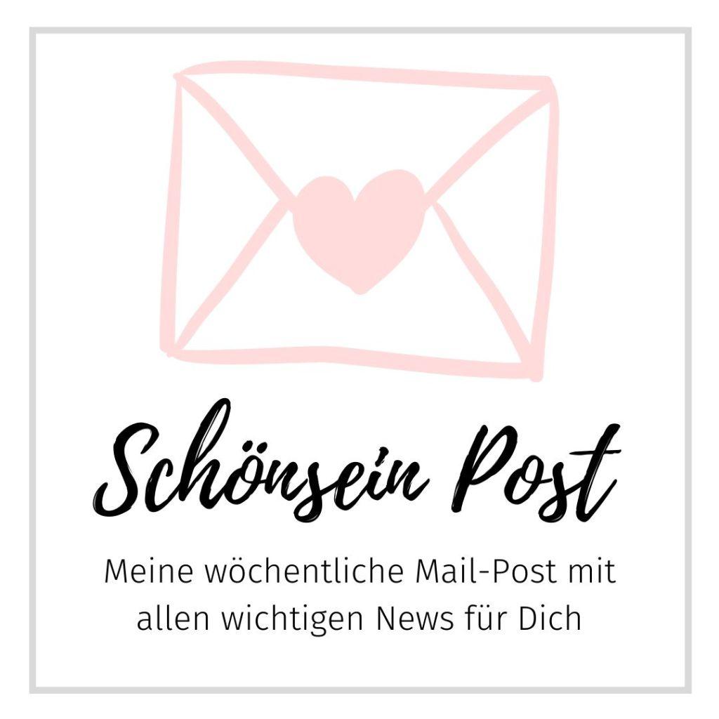 Newsletter zu schönseinblog