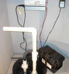 battery backup pump sump pump waukesha wi schoenwalder plumbing [ 800 x 1067 Pixel ]