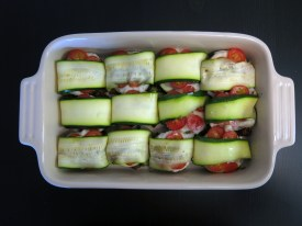 Zucchini Roll-Up Step 7