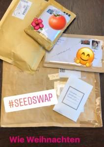 Seedswap Umschläge