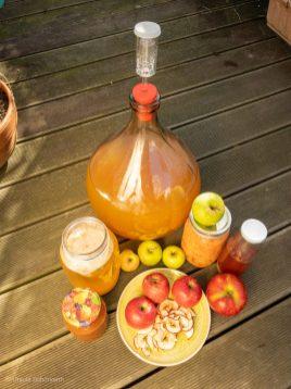 Überblick unserer Apfelprodukte