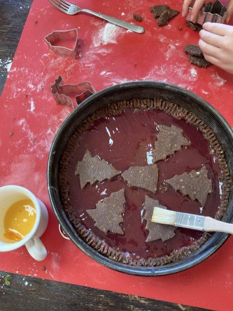 Linzer Torte backen 01