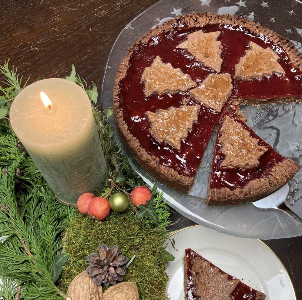 Linzer Torte erster Advent