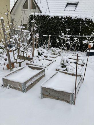 Doch nochmal ordentlich Schnee am 15. Februar