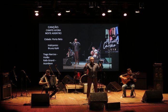 Abertas as inscrições para a curadoria do Festival da Canção de Balneário Camboriú, SC Hoje News - Notícias de Balneário Camboriú