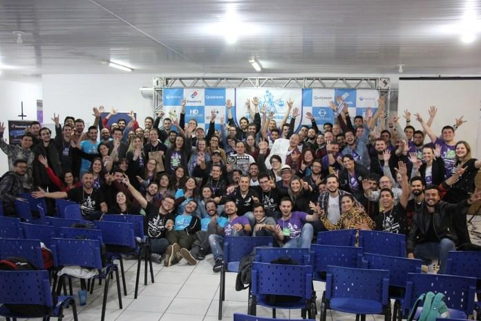Startup Weekend agitou final de semana em Balneário Camboriú, SC Hoje News - Notícias de Balneário Camboriú