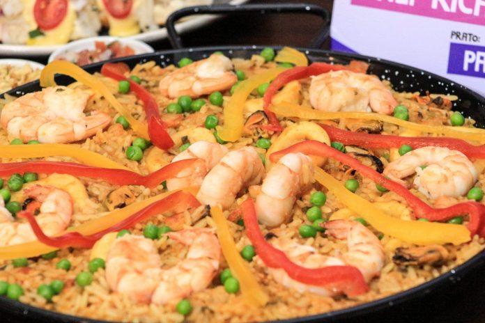 Cardápio da Marejada 2019 destaca frutos do mar e opções sem glúten e sem lactose, SC Hoje News - Notícias de Balneário Camboriú