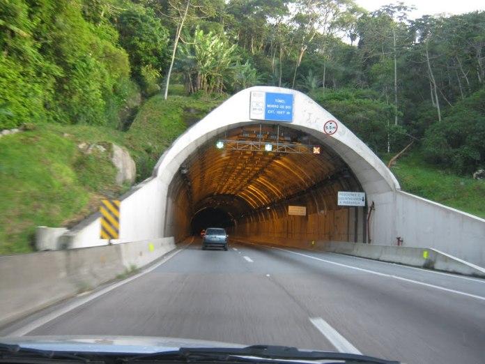 Túnel do Morro do Boi em Balneário Camboriú será interditado para obras na madrugada de domingo, SC Hoje News - Notícias de Balneário Camboriú