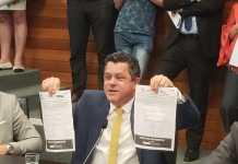 Deputado Mocellin promove audiência pública para discutir a dragagem do Rio Itajaí-Mirim, SC Hoje News - Notícias de Balneário Camboriú