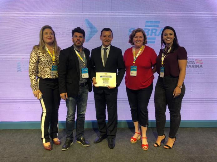 Balneário Camboriú recebe o prêmio