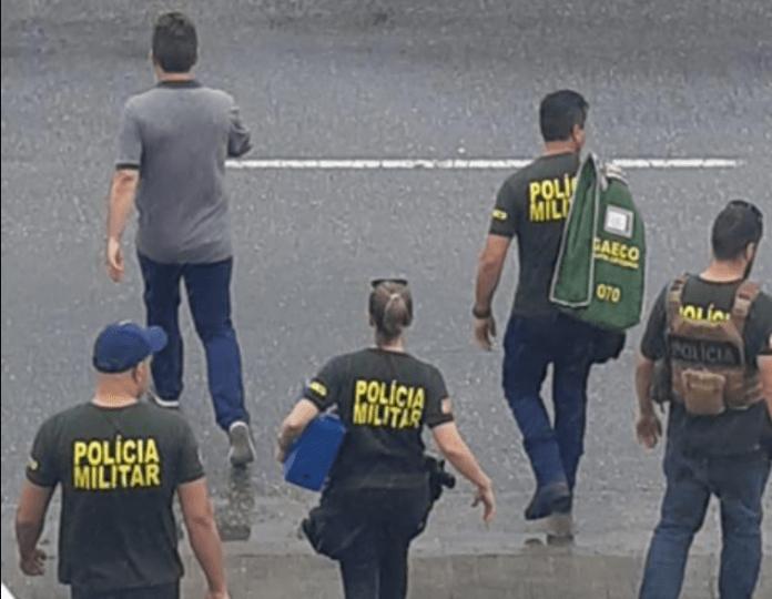 Ex-prefeito de Navegantes é preso é preso em operação do Gaeco, SC Hoje News - Notícias de Balneário Camboriú