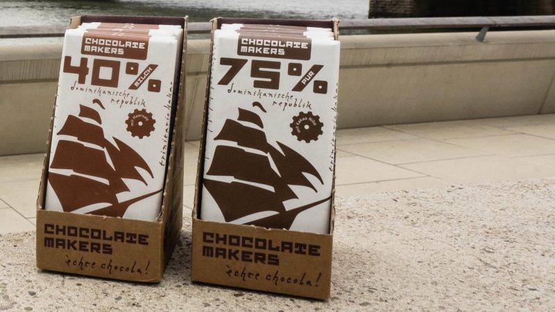 Unsere Schokolade