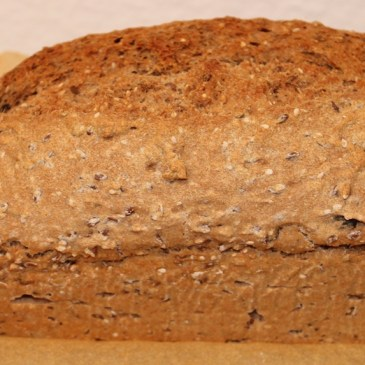 Ja, hier gibt's auch Brot