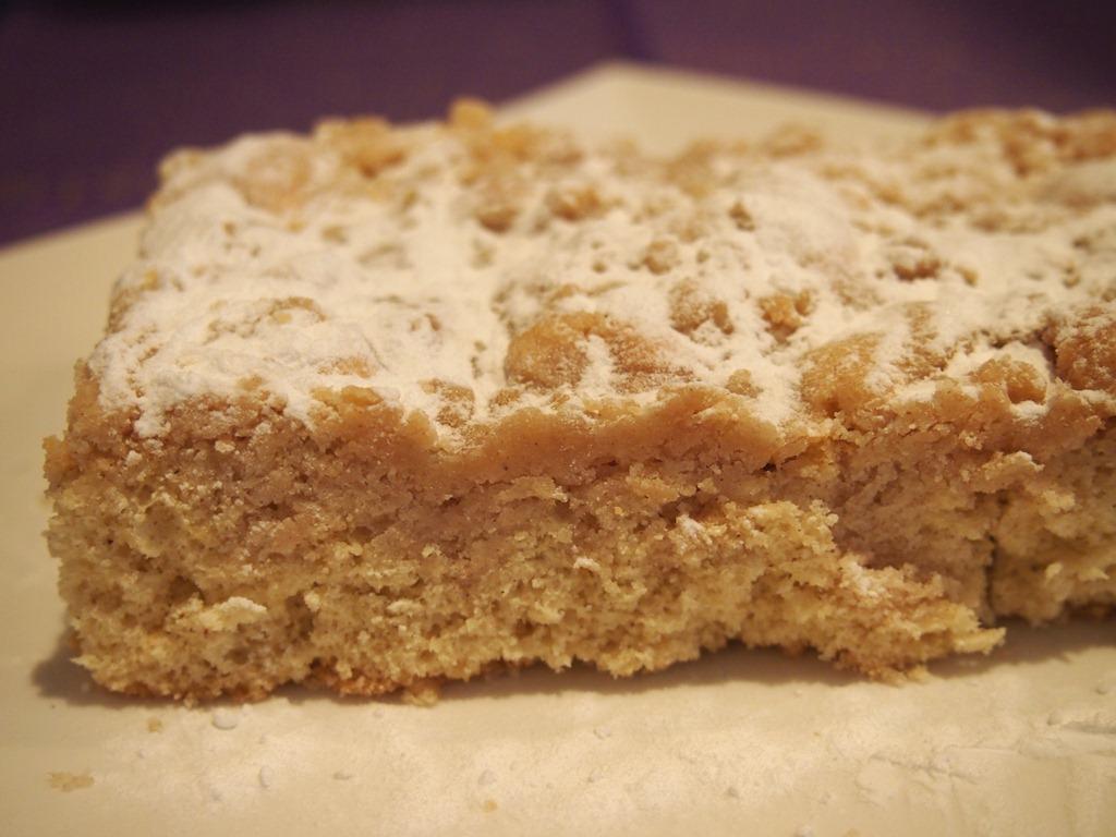 Einfacher Streuselkuchen vom Blech