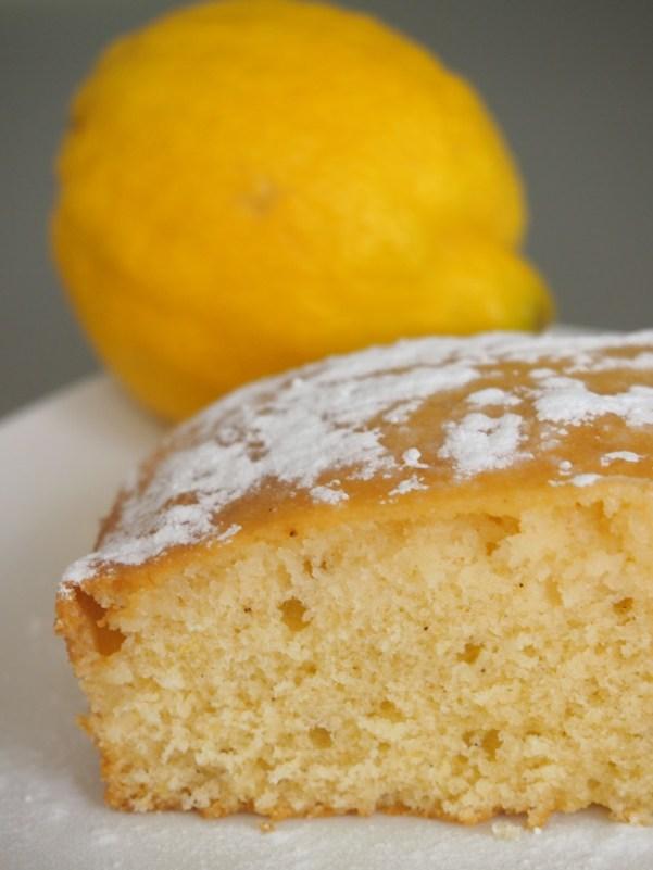 Wenn dir das Leben eine Zitrone gibt, mach' Kuchen daraus