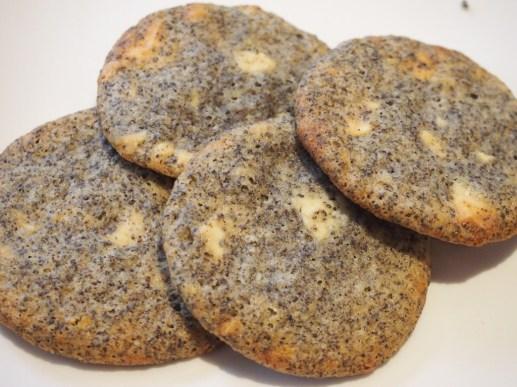 Saftige Mohn-Schoko-Cookies