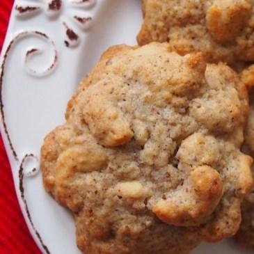 Kernige Haselnuss- ääähhh, Cashew-Cookies