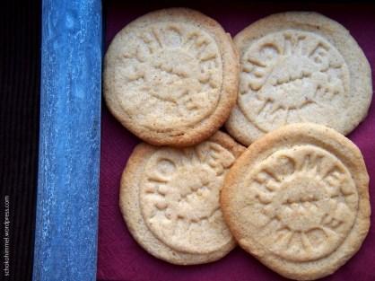 Buttrige, nachweihnachtliche Kekse