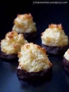 Köstlich-soft: Schoko-Kokos-Kegel