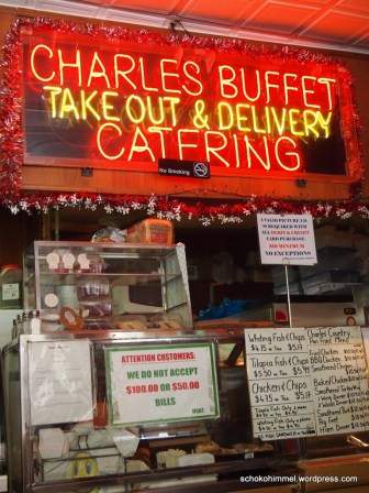 Charles Country Pan Fried Chicken in Harlem