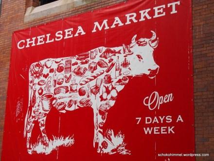 Chelsea Market: Hier findet jeder was Leckeres