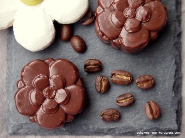 Süß und weich: Espresso-Schoko-Fudge