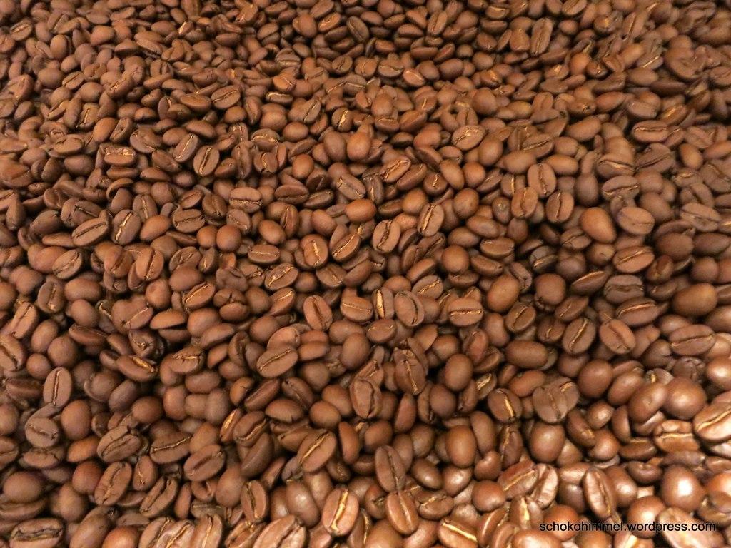 Kaffee. Einfach richtig guter Kaffee.