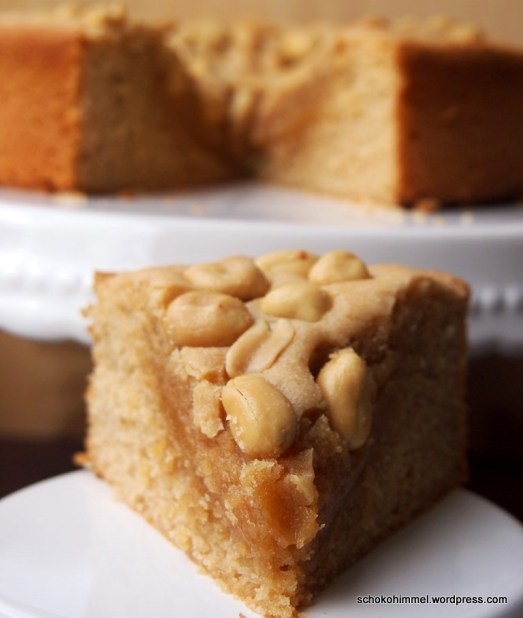 Fudgy Peanutbutter-Brownie