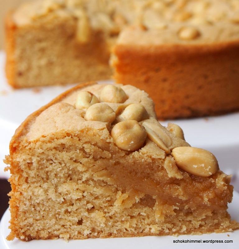 Süß & salzig: fudgy Erdnussbutter-Brownies